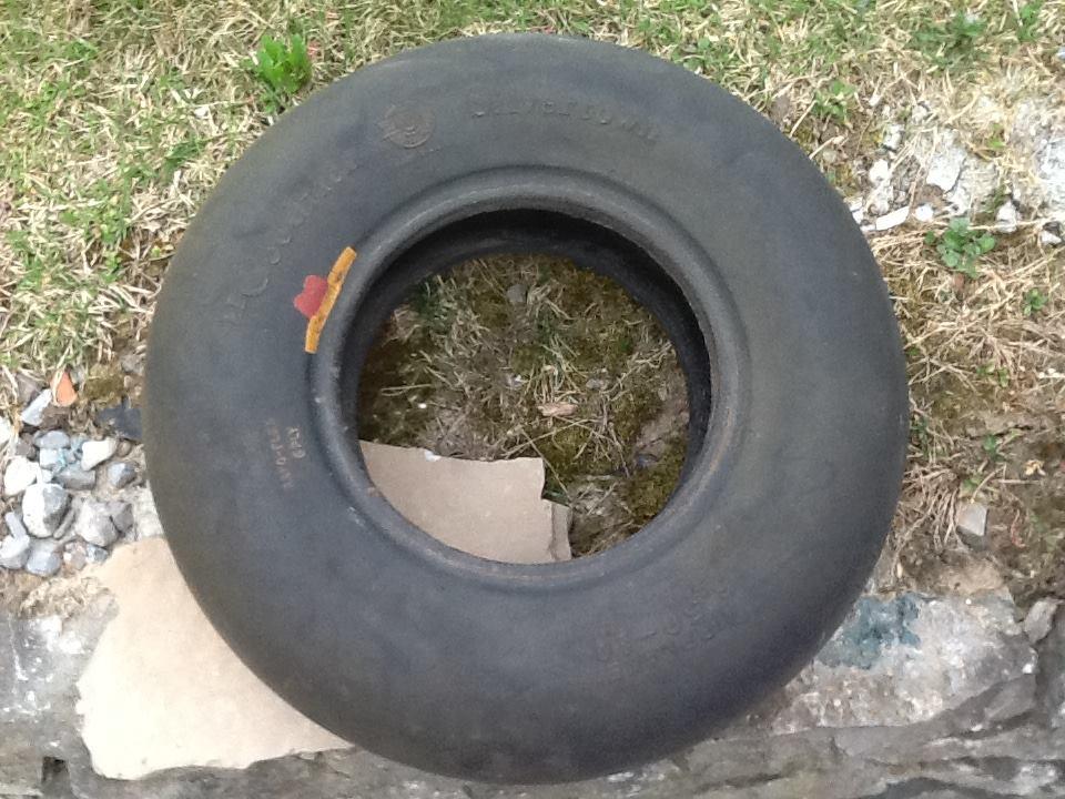 BF Goodrich 6.50 x 10 tire