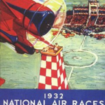 1932 national air races program