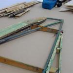 Vertical stabilizer 7