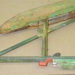 Vertical stabilizer 8
